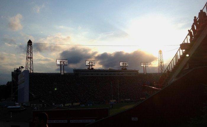Football Lights